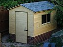 Shed Watertight